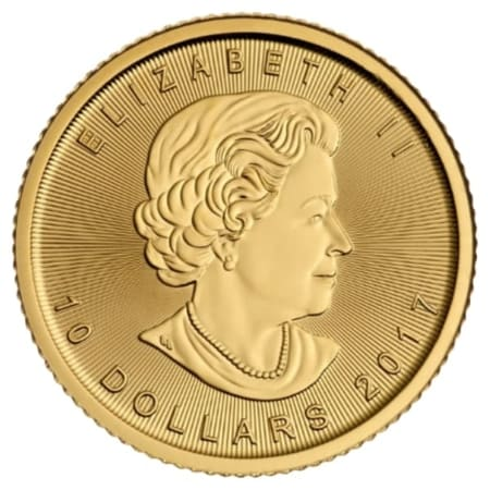 1/4 Unze Maple Leaf Goldmünze (CAN 2019)